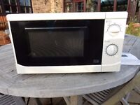 Microwave Oven By Homebase