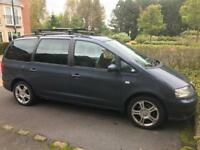 2005 (55) SEAT Alhambra 1.9tdi 130 Stylance OPEN OFFER