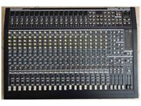 Ex Church PA equipment (all used) – various – may be sold separately – all untested – sold as seen