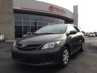 2013 Toyota Corolla CE SUNROOF, BLUE TOOTH, POWER GROUP, ABS, VS