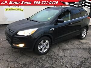 2015 Ford Escape SE, Automatic, Leather, Back Up Camera, 4*4