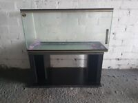 Fish tank 100-120 lit. for sale