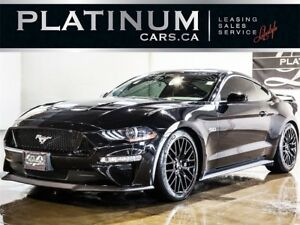 2018 Ford Mustang GT PREMIUM, 6 SPEED,