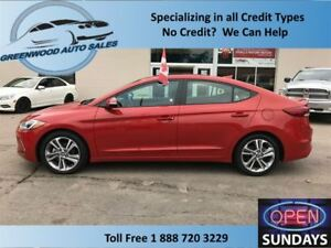 2017 Hyundai Elantra GLS LOW KM (26019 KM'S) SUNROOF HEATED SEAT