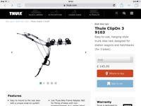 THULE 9301 bike rack