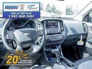 2018 Chevrolet Colorado **Leather Wrapped Steering Wheel!  Bose!