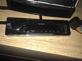 IMMACULATE CONDITION! Kenwood car stereo