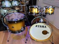 Tama Silverstar Drum Kit - 10/12/16/20 - 2017 model.