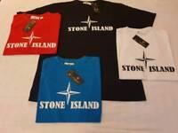 Stone island & Armani tshirts
