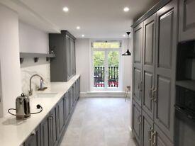 Painters and decorators, tilers, carpenters, kitchen/bathroom fitters, handyman, maintenance service