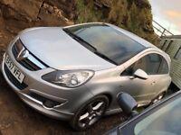 2007 Vauxhall corsa sri 1.6 petrol 60k! Turbo but not vxr