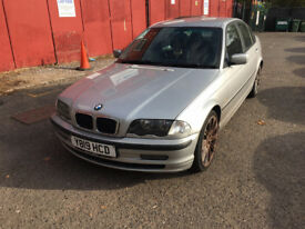BMW 3 series M Sport 2001 - 1 Year MOT F.S.H. Great Condition, Parking sensors
