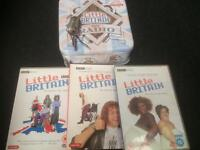 Little Britain DVD bundle
