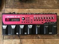 BOSS RC-50 LOOP STATION *Great Condition