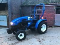 Perfect tractor for small holding and equestrian