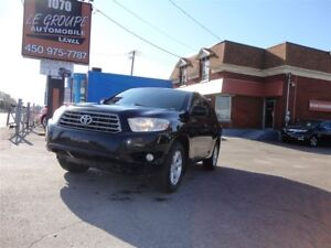 2008 Toyota Highlander V6 SR5.CAMERA.FINANCEMENT.