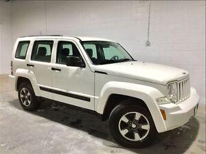 2008 Jeep Liberty ! SPORT! 4X4!!