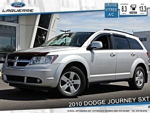 2010 Dodge Journey **SXT*AUTOMATIQUE*CRUISE*A/C**