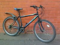 Townsed Mountain Bike - Mudguard .