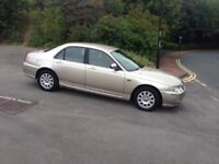 ROVER 75 1.8 CONNOISSEUR 4 DOOR SALOON