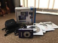 Vivitar ViviCam Purple 9mp Digital Camera