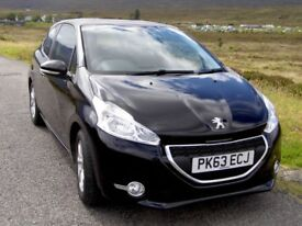 Peugeot 208, 63, 1.2 PureTech VTi Active 3 door £4850 EXCELLENT CONDITION