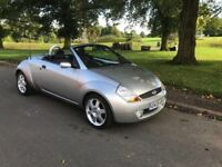 2005 FORD STREET KA CONVERTIBLE CHEAPEST ON GUMTREE PX TO CLEAR