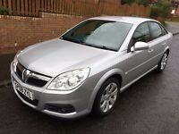 VAUXHALL VECTRA 1.8 VVT EXCLUSIVE ** 08 PLATE ** ONLY 49,000 MILES FROM NEW **