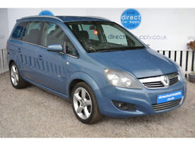 VAUXHALL ZAFIRA Can't get car finance? Bad credit, unemployed? We can help!