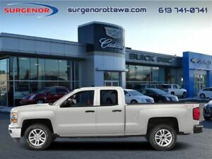 2014 Chevrolet Silverado 1500 1500 LT Double Cab Std Box 4WD - $