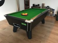 Supreme Pool table