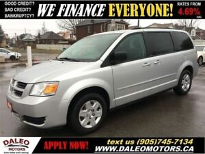 2010 Dodge Grand Caravan SE | 115 KM | STOWnGO | CAPTAIN CHAIR