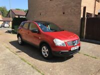 A very reliable and loved Nissan qashqai for sale. Selling due to wanting a change. Great features