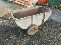 Metal barrow suit farm stables etc tractor farm livestock