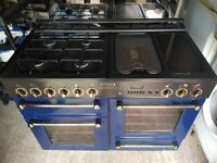 Leisure rangemaster 110cm dual fuel cooker - FREE DELIVERY