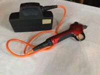 Rechargeable electric pruners