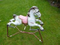 Mobo Vintage Rocking Horse