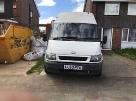 Great van 2.4 quick sale