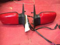 Ford Sierra electric wing mirrors