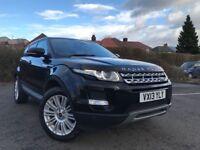 Land Rover Range Rover Evoque 2.2 SD4 Prestige AWD Man/Diesel 2013 Finance Available