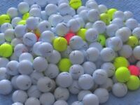 Golfballs - choose from over 500 - 4 for £1