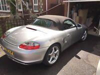 Limited Edition Porsche Boxster S 3.2 Ltr with Many Extras Bose 10 Speaker Stereo Full Leather