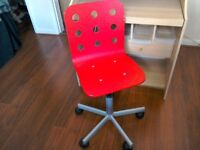 Child's IKEA Computer Chair