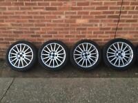 alloy wheels st170