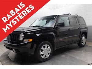 2012 Jeep Patriot A/C