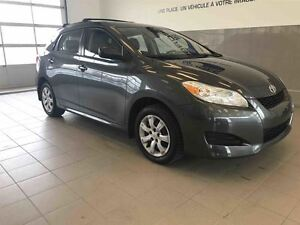 2011 Toyota Matrix AWD
