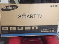 "ULTRA SLIM 32""SAMSUNG SMART WIRELESS LED HDTV"