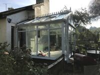 REDUCED Conservatory for sale, £650 Herts. Buyer to dismantle and collect by Friday 22nd September