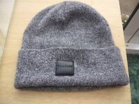 New, Firetrap, Men's, Pull On Hat (new condition)