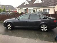 Grey Audi A6 2007 diesel 2.0 5door £2400